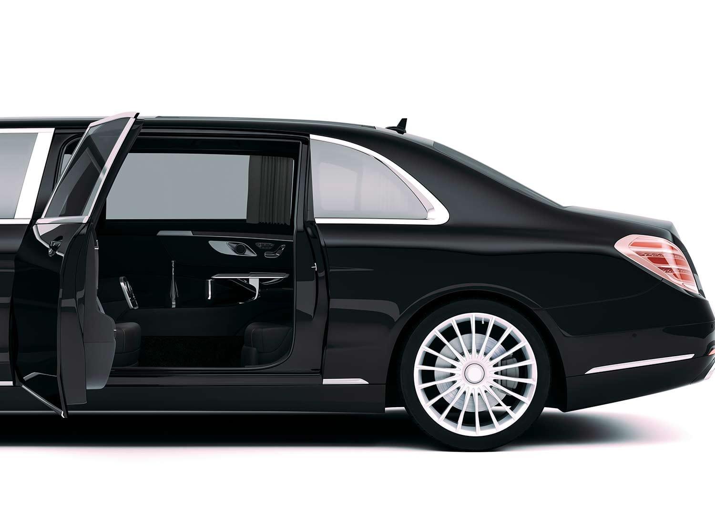 Limousine St Petersburg - Black Limousine