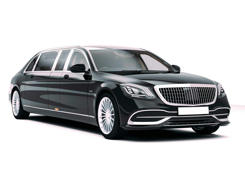 Tampa Limousines - Black Limousine